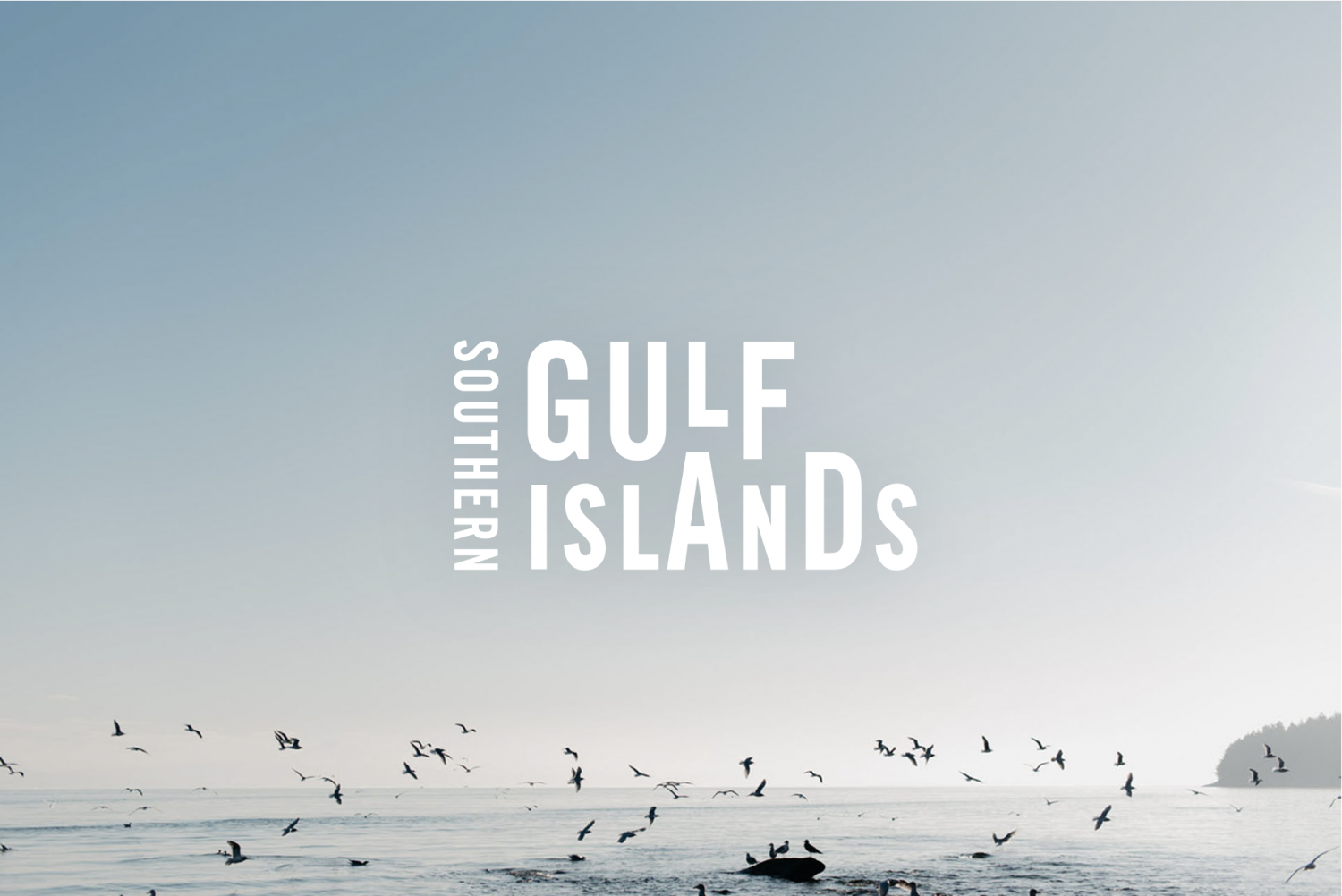 Southern Gulf Islands Cover